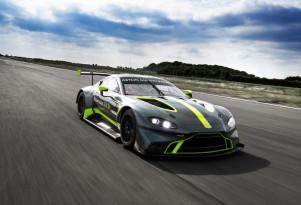 Aston Martin Vantage GT3 customer race car