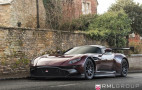 Aston Martin Vulcan, Koenigsegg Regera, Chevy Corvette EV: This Week's Top Photos