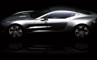 Forgetting Its Past, Aston Plans Brash New Lagonda