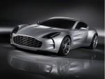 2010 Aston Martin One-77