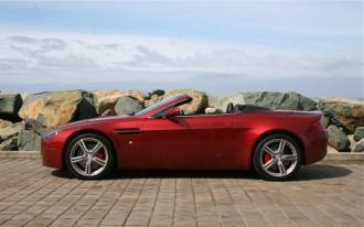 Driven: 2009 Aston Martin V8 Vantage