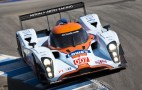 Aston Martin Racing Marks U.S. Return With ALMS Win At Laguna Seca