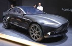 All-Electric Aston Martin DBX Crossover Concept: Geneva Surprise