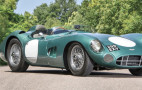 1956 Aston Martin DBR1 Roadster breaks record to become most expensive British car in the world