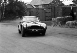 Aston Martin celebrates 70 years of DB
