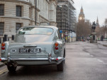 Aston Martin's DB5 has featured extensively in various James Bond films