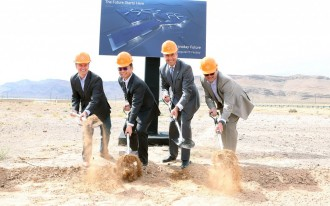 Deathwatch in the desert? Faraday Future halts construction of billion-dollar plant