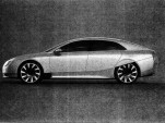 Atvus electric car to be built by Atieva  [image: Recode, via California public-records request]