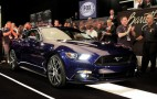First 2015 Ford Mustang GT Sells For $300,000 At Auction