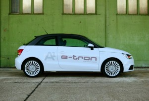 Audi A1 e-tron: First Drive Of Range-Extended Electric Car Prototype
