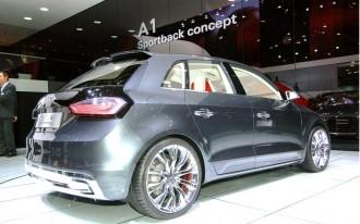 Can The New Audi A1 Help Audi Reach Its Lofty Sales Goals?