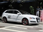 Audi A3 e-tron prototype: first drive, June 2012