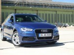 Audi A3 g-tron first drive, Berlin