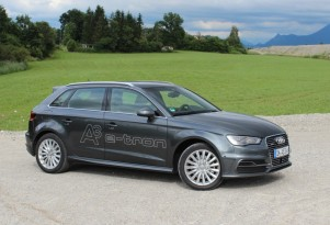 2016 Audi A3 e-Tron Plug-In Hybrid: U.S. Arrival Now October