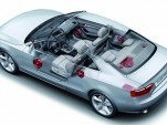 Audi A5 gets Bang & Olufsen sound system