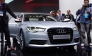 Audi A6 Hybrid:  Center of Attention