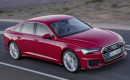 Leaked 2019 Audi A6 image