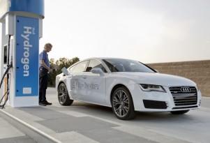 Audi A7 h-tron quattro 'Performance' Fuel-Cell Plug-In Car Unveiled At 2014 LA Auto Show