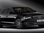 Audi A8 L Security armored vehicle