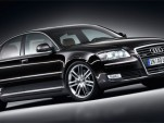 Audi A8 Sport package