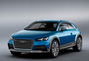 2014 Detroit Auto Show: Audi Allroad Shooting Brake Full Details