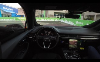 Self-driving cars are just four years away, says NVIDIA