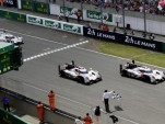 Audi at the 2014 24 Hours of Le Mans