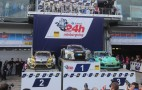 Audi Sport Team WRT Drives New R8 To 2015 Nürburgring 24 Hours Victory