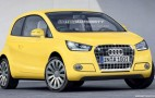 Audi-Badged Volkswagen Up Rumors Resurface