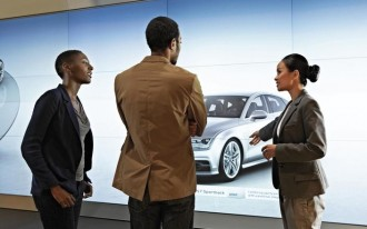 Audi Opens Digital Showroom: Is This The Future Of Shopping?
