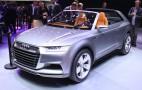 Audi Crosslane Concept Live Photos: 2012 Paris Auto Show