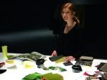 Audi designer Jana Bonkova and the Wasabi Green trim