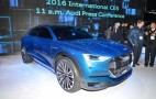 Audi e-tron Quattro Concept Debuts At CES With Autonomous, Infotainment Tech
