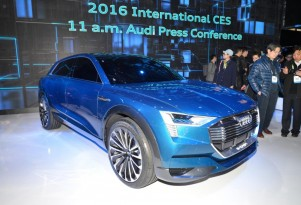 Audi confirms (again) 3 electric cars on the market by 2020