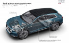 Audi e-tron electric SUV orders to open Sept. 17