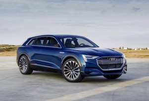 Audi electric SUV to carry e-tron name (not Q6), a la first quattro