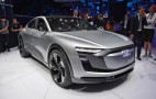 e-tron Sportback concept previews Audi electric car coming in 2019