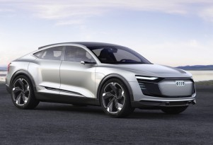 Audi e-tron Sportback, second electric car from automaker, to enter production in 2019