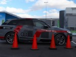 Audi Q7 Piloted Driving concept, 2017 Consumer Electronics Show