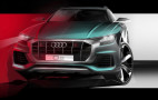 Audi teases Q8 and associated miniseries