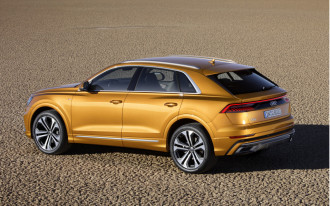 Audi Q8 first look: crossover SUVs über alles