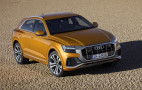 Audi Q8 revealed, presages new look for Audi SUVs