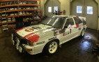 Factory-Built Audi Quattro Group B Rally Car For Sale