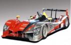 Audi Unveils R15 TDI Race Car Livery