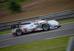 Audi e-Tron Quattro Diesel Hybrid Race Car Wins Le Mans 24 Hours Race