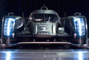 Audi R18 TDI Le Mans car