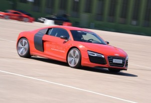 Audi R8 e-Tron Electric Supercar Back From The Dead, With Greater Range?