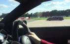 Watch What A Koenigsegg One:1 Does To An Audi R8: Video