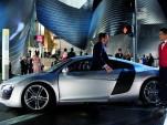 Audi R8 in Iron Man