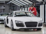 Audi R8 production